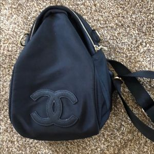 Chanel VIP gift small back pack